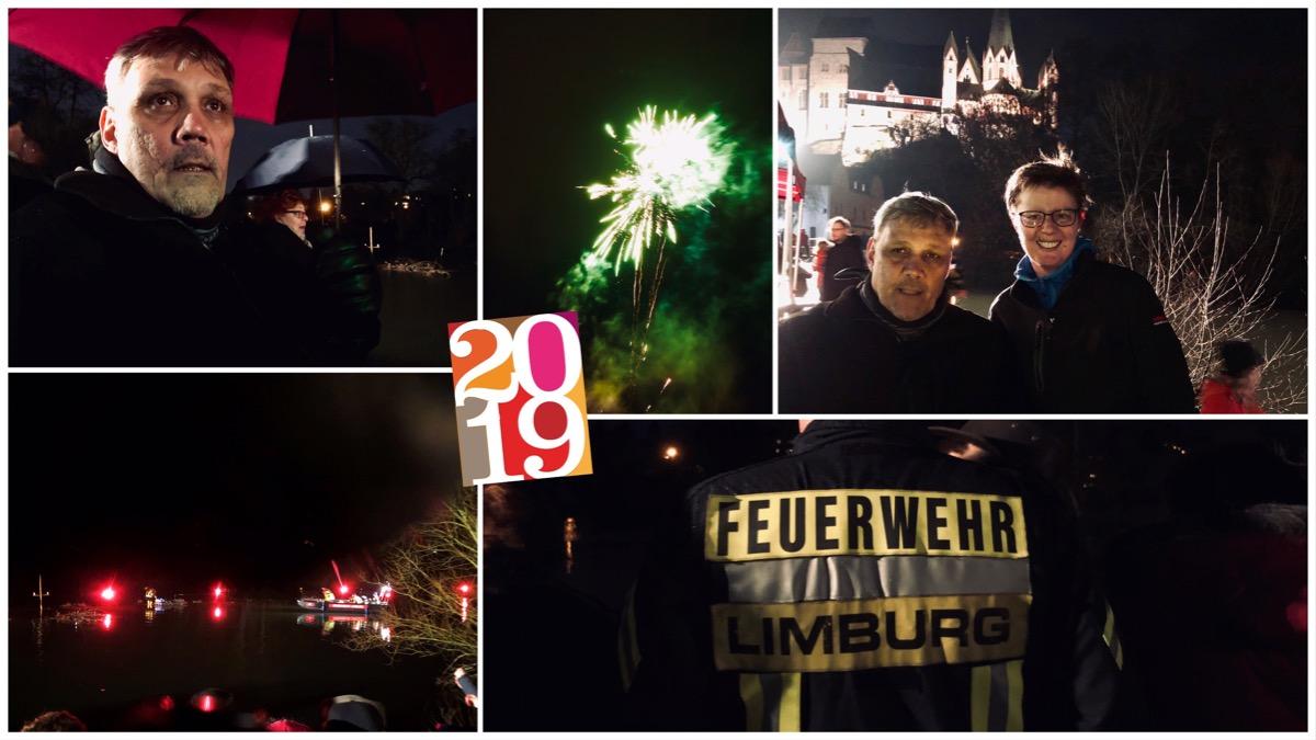 Neujahrsschwimmen der Freiwillige Feuerwehr Limburg