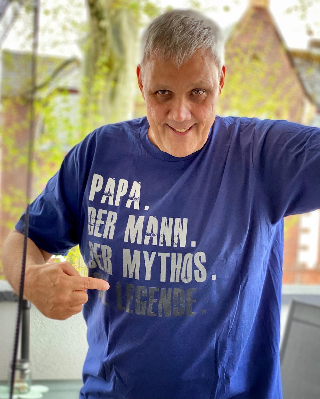 Weekly Blog #20 - T-Shirt zum Vatertag