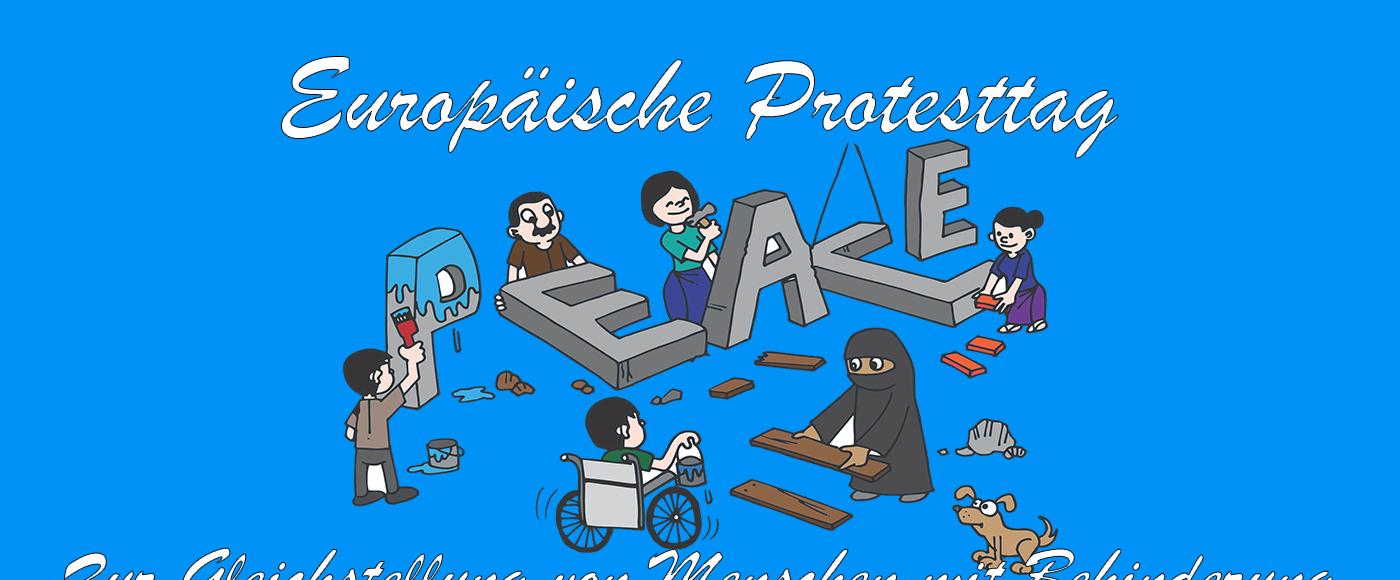 Mit-Behindert - Der Blog zum Protesttag