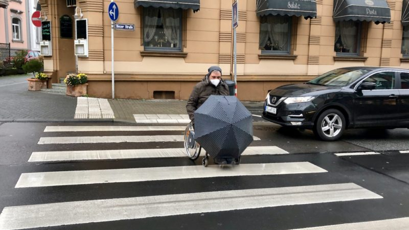 Sicherheit bei Regen und Schnee