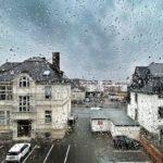 Der Regen macht sich breit - Fototour entfällt