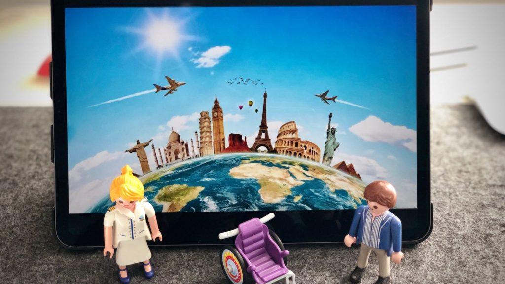 Reportagetripp: Meine Reise mit MS