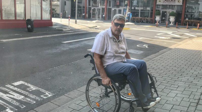 Mein Alltag im Rollstuhl – Ein Missverständnis