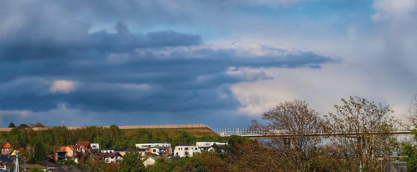 Über den Dächern von Limburg
