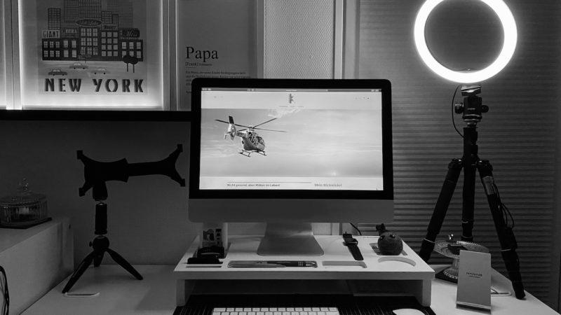 Projekt - Höhenverstellbarer Schreibtisch?