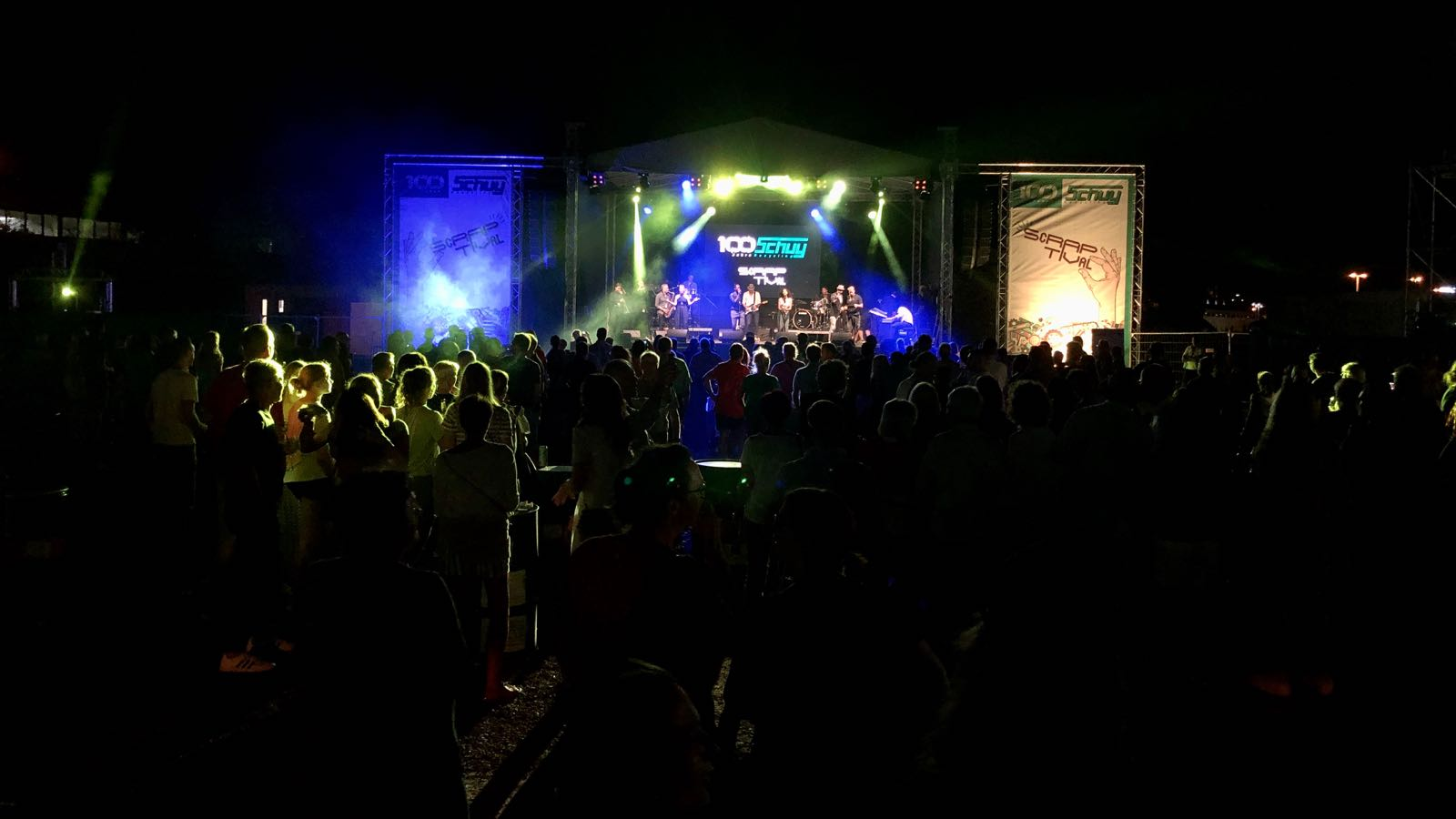 Scraptival - Das Festival zu 100 Jahre Schuy Recycling