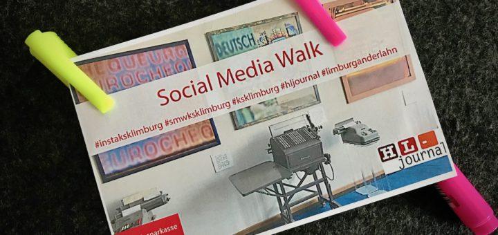 1.Social Media Walk der KSK-Limburg