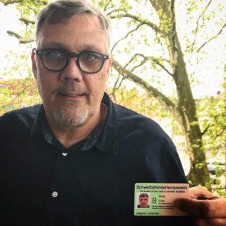 Schwerbehinderten- oder Teilhabeausweis?