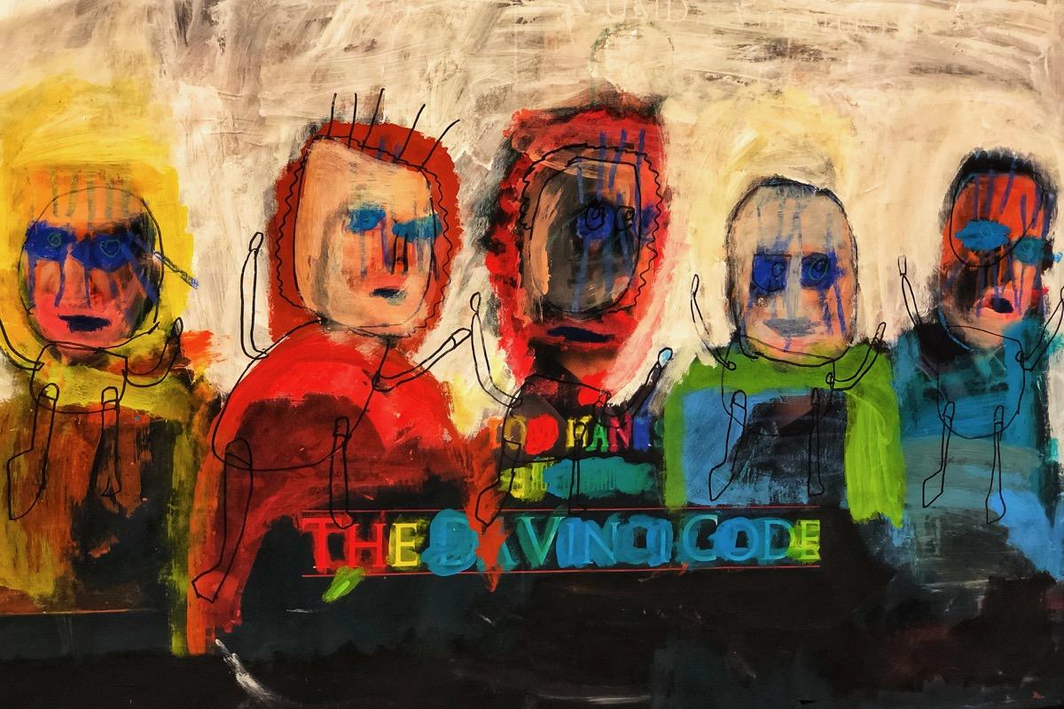 Bild der Woche 241118 | The da Vinci Code |