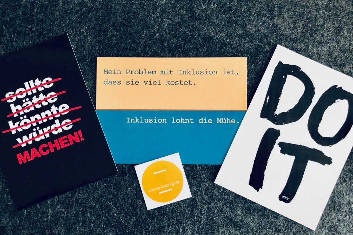 "Themenvielfalt ""Inklusionstage in Berlin"""