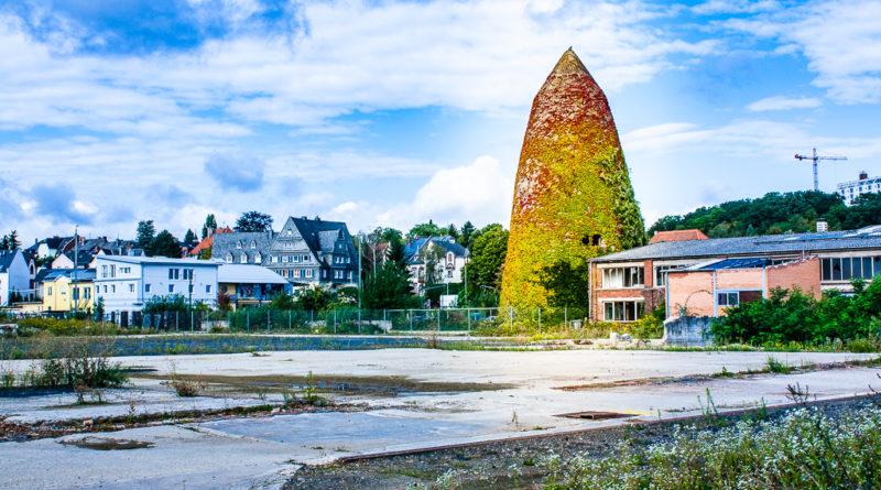 Foto - Gelände der heutigen WERKStadt