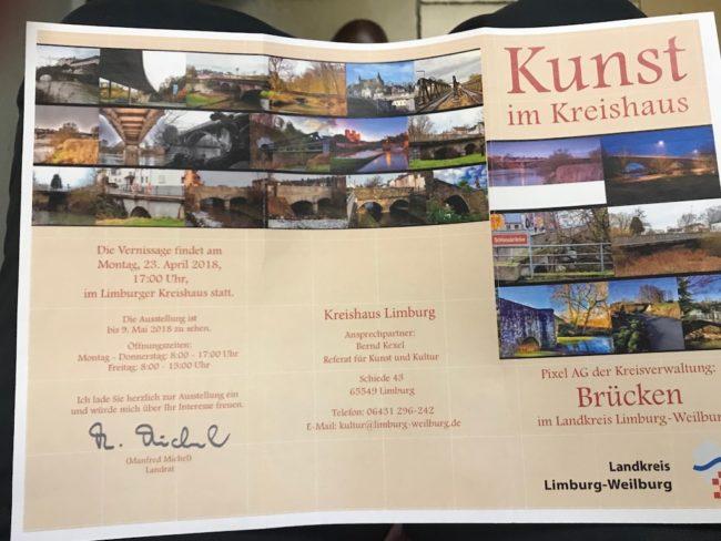 Vernissage - Kunst im Kreishaus