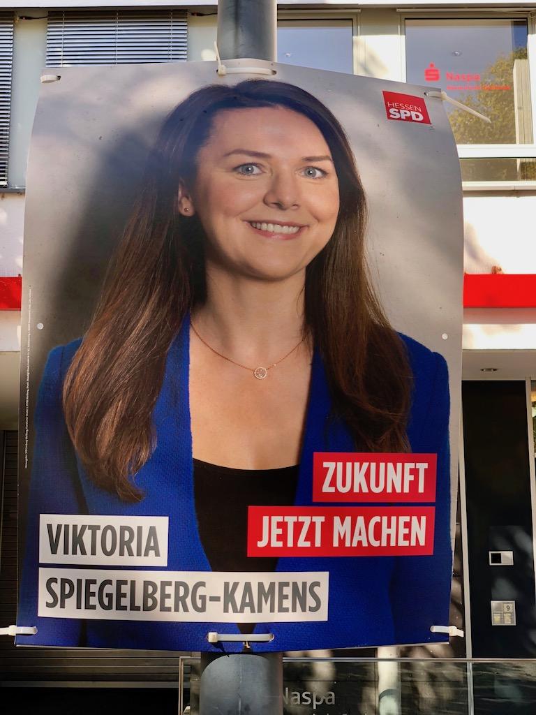Viktoria Spiegelberg-Kamens (SPD)