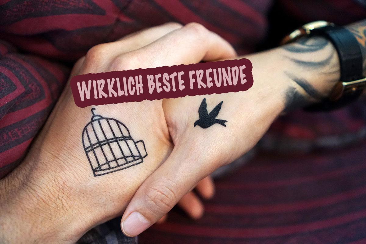 WIRKLICH BESTE FREUNDE