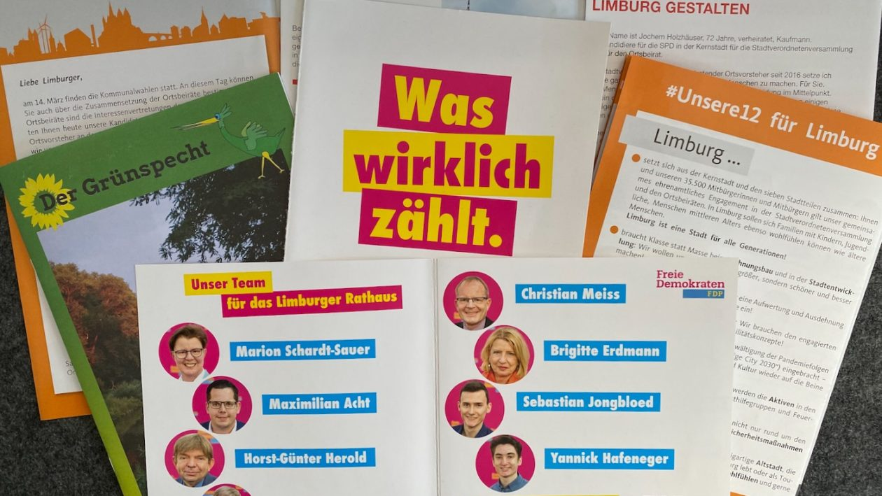 Kommunalwahl in Hessen - Nüchtern betrachtet