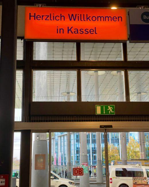 Willkommen in Kassel