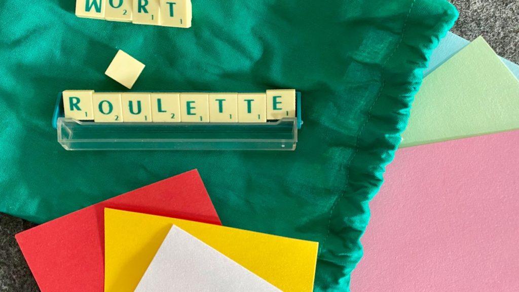 Wort-Roulette - Runde zwei