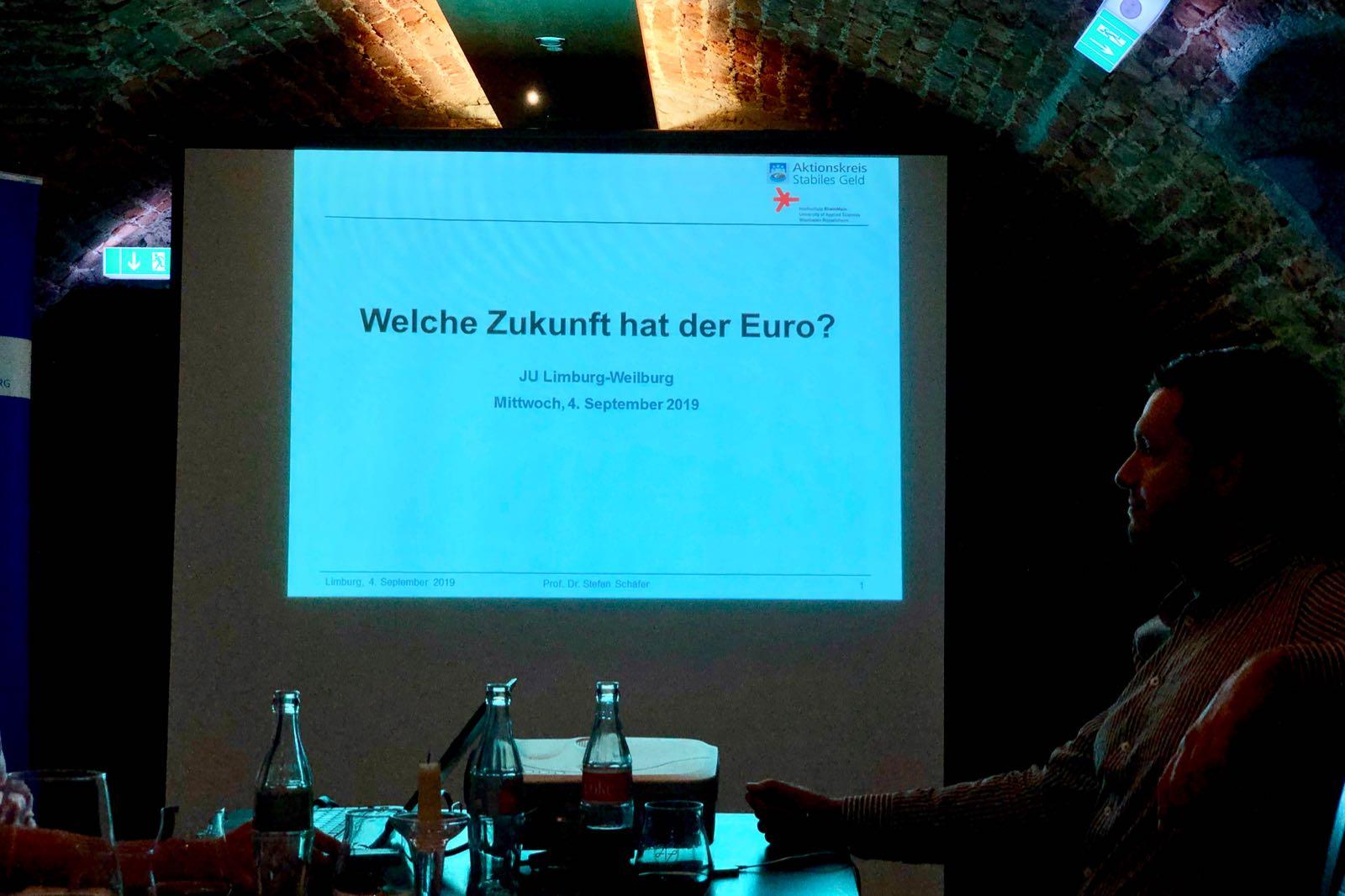 Welche Zukunft hat der Euro?