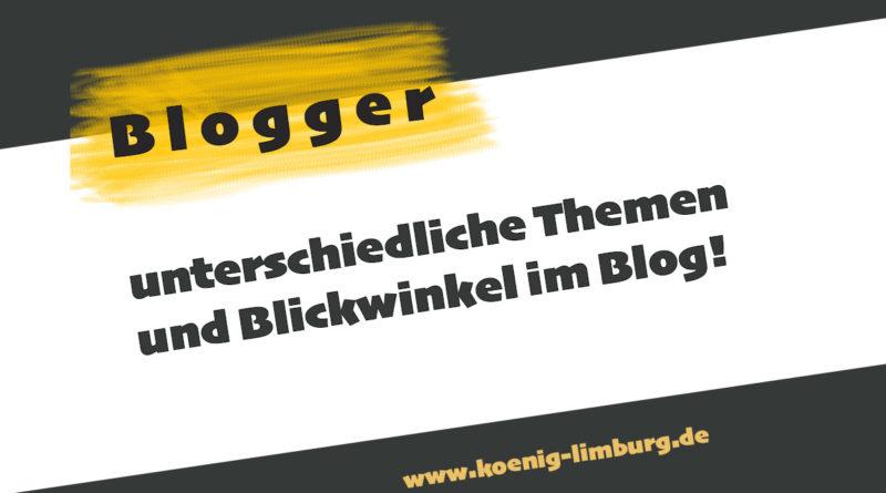 Warum kein Blog zum Thema MS?