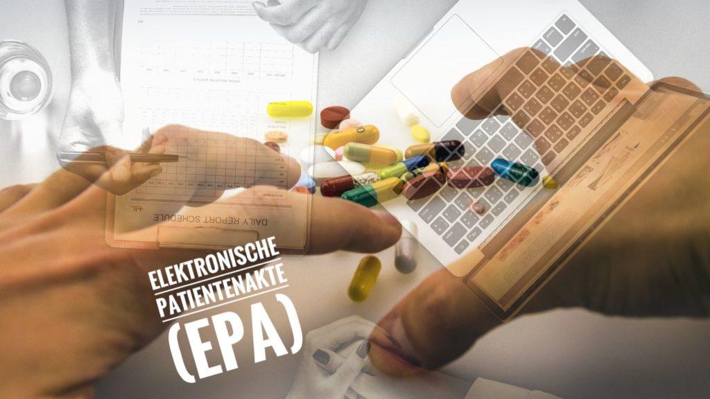 E-Patientenakte ab Januar 2021