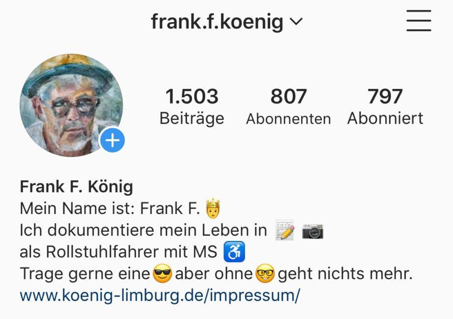 Instagram Beiträge