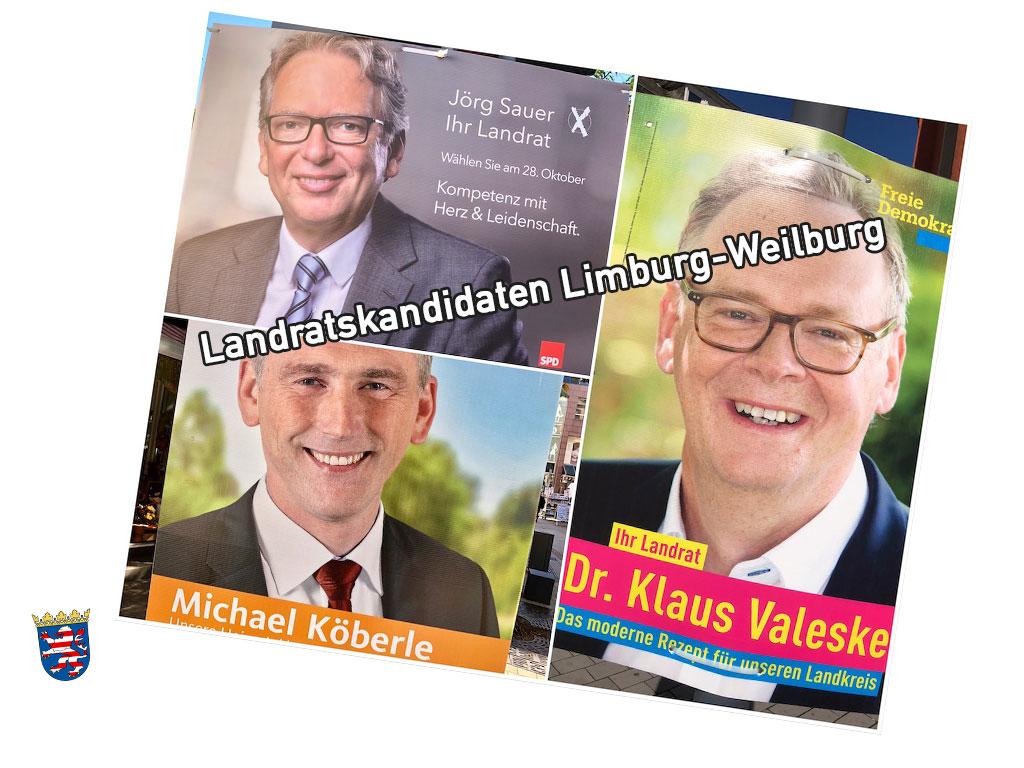Abschluss Blog – Die Landratskandidaten