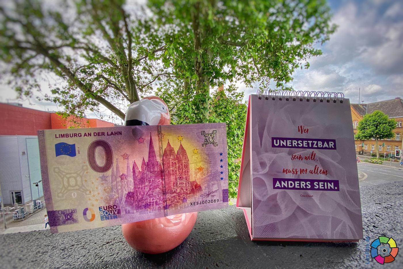 Weekly Blog #25 - 0-Euro-Schein