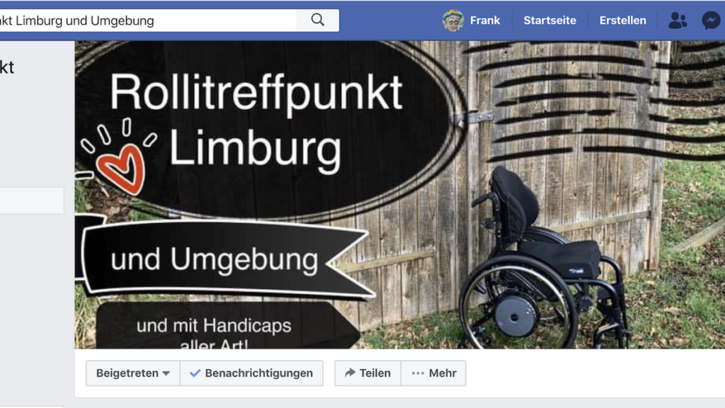 Rollitreffpunkt Limburg und Umgebung