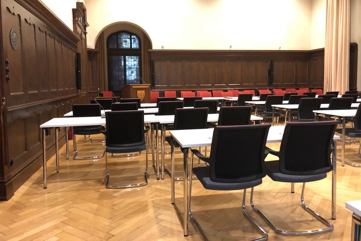 Stadtverordnetenversammlung im Limburger Rathaus