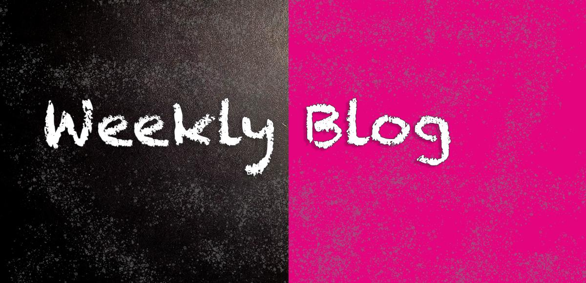 Weekly Blog